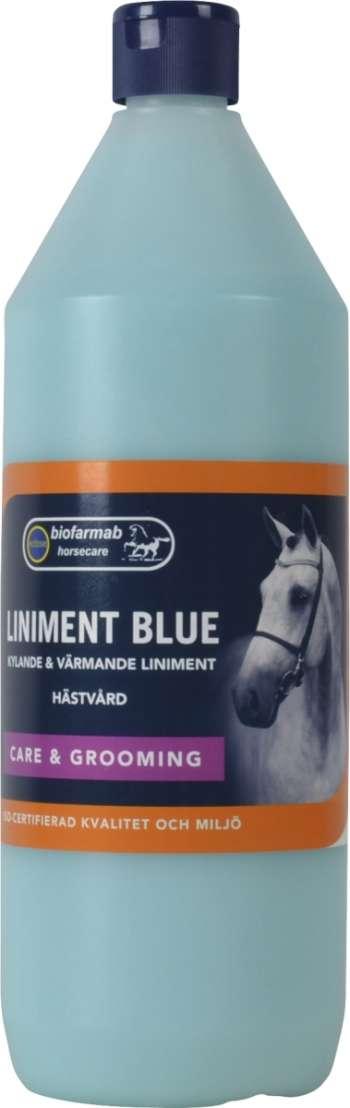 hästliniment blue lotion